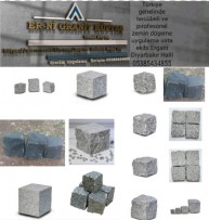 Er-ni Granit küptaş bazalt küptaş, dogaltaş Granit