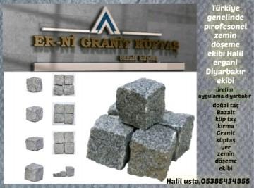 Erni granit küptaş uygulama 05385434855
