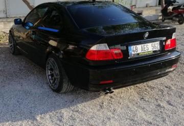 BMW E46 coupe 3.16 2005